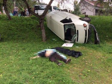 Правоохоронці розпочали слідство за фактом смерті у ДТП закарпатця