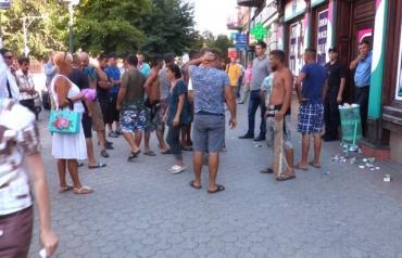 Інцидент у Мукачеві стався на ґрунті етнічної неприязні