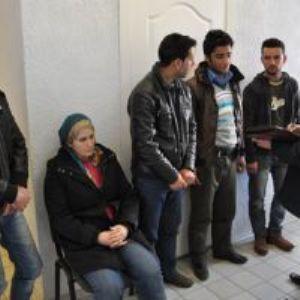 В Ужгороде пограничники задержали пятерых афганских нелегалов