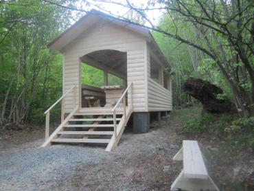 На придорожніх територіях Закарпаття будують зони відпочинку для туристів