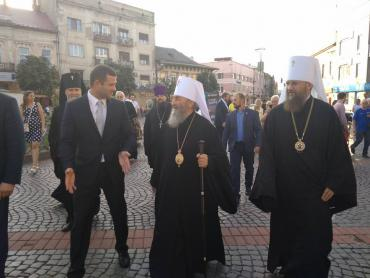 Інформаційний відділ Мукачівської православної єпархії повідомляє...