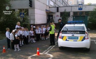 Закарпатські поліцейські нагадують про проведення акції «Увага, діти на дорозі».