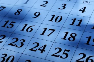 ДФС Закарпаття інофрмує про вересневий податковий календар