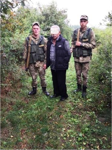 Мукачівський прикордонний загін інформує...