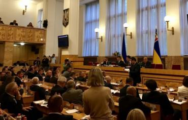Магера: Не обласним радам вказувати парламенту і Президентові!