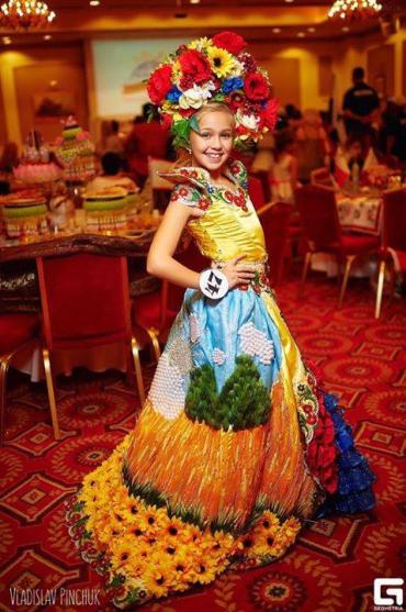 Дівчина з Берегова стала володаркою титулу Little Miss World – 2017