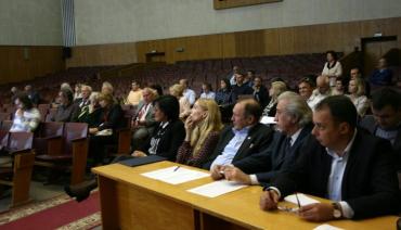 28 вересня збиралися на чергове засідання члени Вченої ради УжНУ