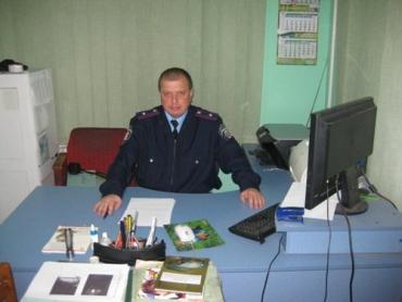 М. Січак, командир роти патрульної служби ужгородської міліції