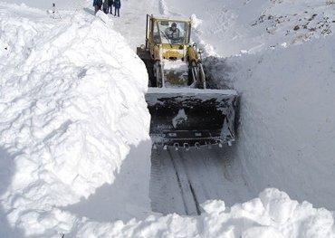 Закарпатье понемногу оправляется от вчерашней снежной стихии