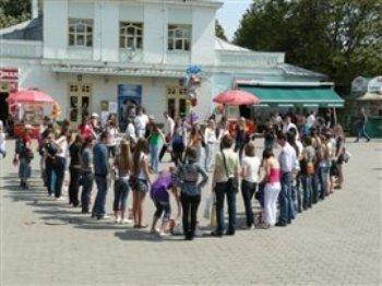 """Волонтери Фонду """"Серце до серця"""" в Ужгороді"""