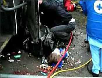 В Виннице студенты сбили людей и скрылись