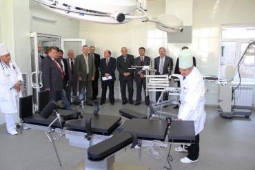 В Хустській лікарні реконструйовали операційний блок
