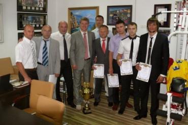 Украинцы удачно выступили на Открытом чемпионате Европы