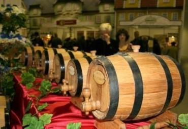 Фестиваль вина в Берегово