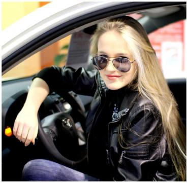 Даніела активно бере участь у всіх обласних та місцевих концертах