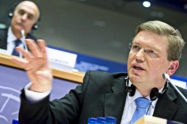 Штефан Фюле заявил что ЕС уделяет правам нацменьшинств