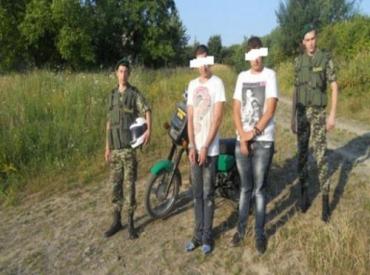 Двух путешественников без документов обнаружили в Закарпатье