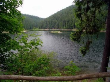 Карпатское озеро Синевир скоро предстанет в 3-Де формате
