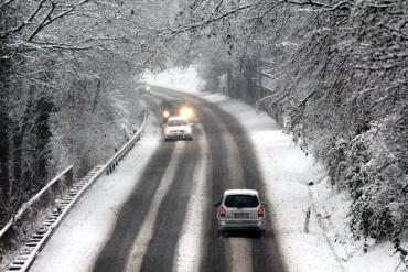 В Европе в разгаре рождественские каникулы, но погода серьёзно подпортила их