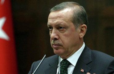 Президент Тайип Эрдоган дал интервью телеканалу CNN