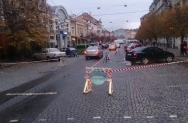 Вниманию водителей! Движение через улицу Корятовича перекрыто