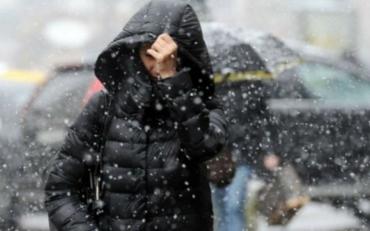 Українців попередили про заморозки та сніг