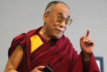 Далай-лама о Евромайдане: избранного лидера может снять народ