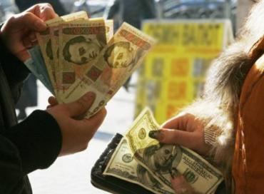 Курс гривны может легко опуститься до 10 гривен за доллар
