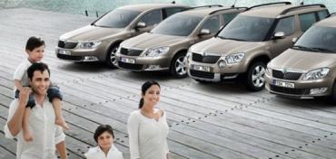 """Автомобили модельного ряда SKODA производятся на """"Еврокаре"""""""