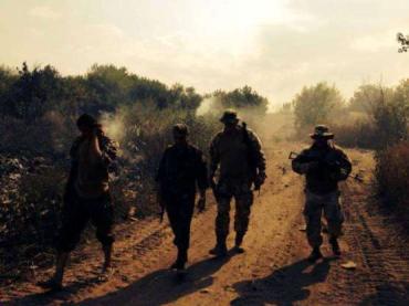"""Бойцы """"ПС"""" направились в более безопасные места, чтобы их не убили"""