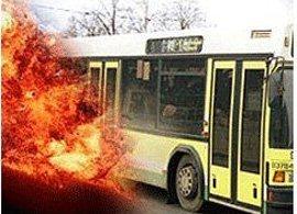 Под Лос-Анджелесом горел пассажирский автобус