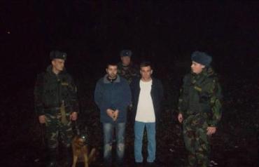 В Закарпатье к 4 годам приговорили переправщика нелегалов