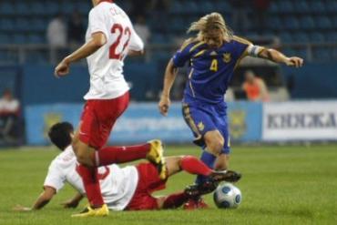 Позорное поражение команды Михайличенка