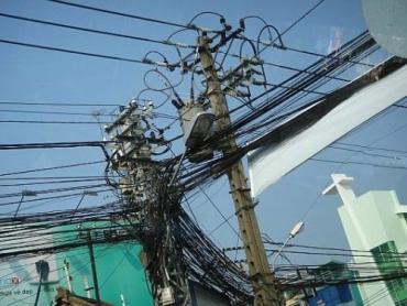 В этом году на ремонт электросетей ушло уже 5,2 миллионов грн.