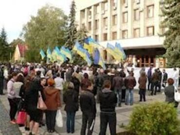 Высокие тарифы на воду не устраивают жителей Ужгорода!