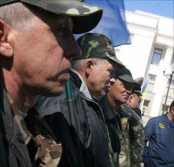 Акции протеста в Греции покажутся нардепам в Верховной Раде легкой разминкой