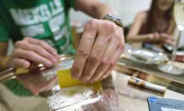 Ужгородская милиция не дала заработать наркоману