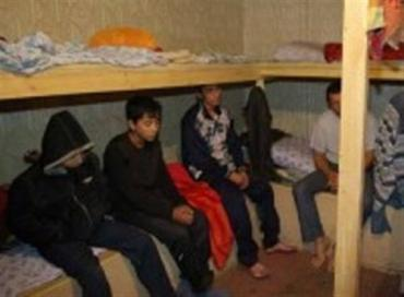 В Закарпатье нелегалы из Африки опять прорывались в Словакию