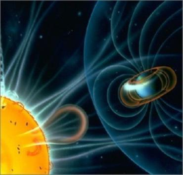 Астрономы NASA зафиксировали мощную вспышку на Солнце
