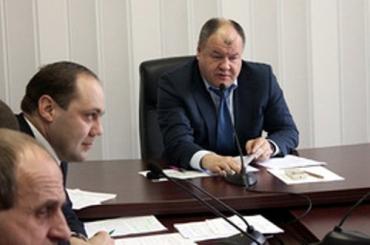 Игорь Свищо проводит селекторное совещание