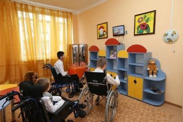 Спортивно-реабилитационный центр для инвалидов в Ужгороде