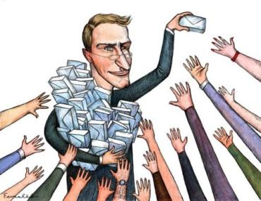 В Ужгороде налоговики всё ещё борются с зарплатой в конвертах
