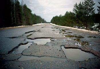 На капремонт автодорог Украины планируется выделить 3730,5 млн.грн.