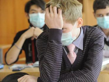 Количество детей, которые болеют гриппом в Ужгороде, постоянно растет