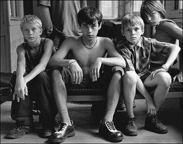 В Закарпатье уже многие подростки стали путь преступлений