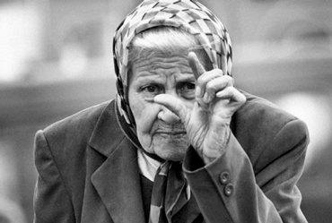 Пенсионерам в Закарпатье меньше всего подняли пенсии