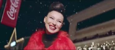 Ужгородская певица Елизавета Иванцив сняла новогодний клип