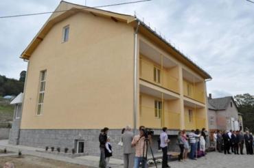 В селе Стужица состоялось официальное открытие детского сада