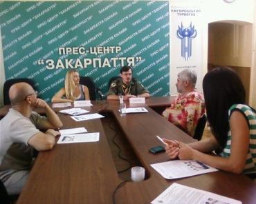 В Ужгороді говорили про Всеукраїнську акцію ДОМІНАЦІЯ