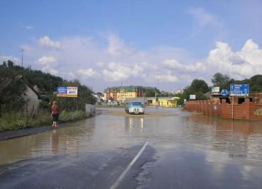Тиса стає причиною наймасштабніших повеней в Закарпатті і Європі